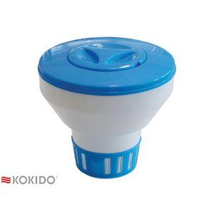 TRAITEMENT - DOSAGE  Distributeur de chlore flottant KOKIDO GM