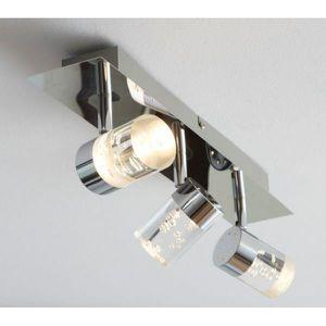 PLAFONNIER Plafonnier design 3 LED Melodie