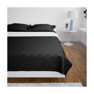 couvre lit en peau achat vente couvre lit en peau pas cher cdiscount. Black Bedroom Furniture Sets. Home Design Ideas