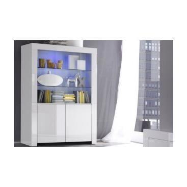 Meuble vitrine design en verre pour collection laquée Verulo - Cette ...