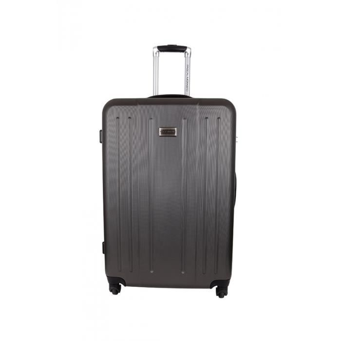 pascal morabito valise coesite gris taille m gris achat vente valise bagage. Black Bedroom Furniture Sets. Home Design Ideas