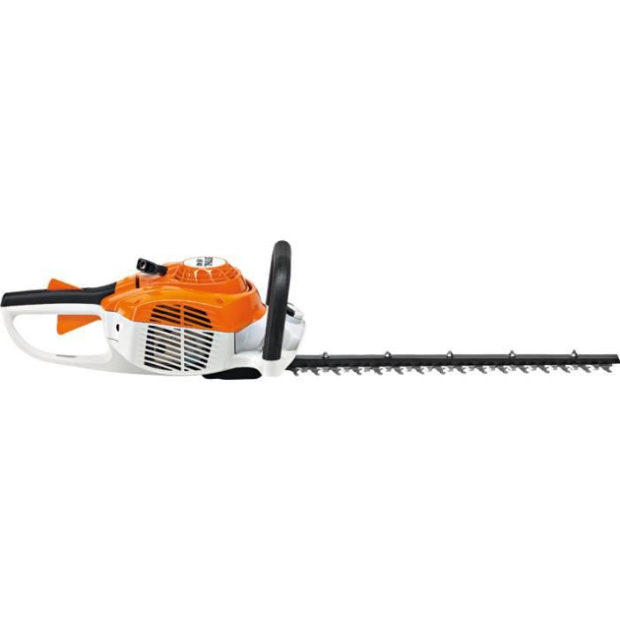 taille haie thermique stihl pas cher – taille haie tracteur occasion