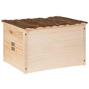 maison en bois pour lapin achat vente maison en bois pour lapin pas cher les soldes sur. Black Bedroom Furniture Sets. Home Design Ideas
