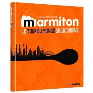 Livre marmiton achat vente livre marmiton pas cher for Livre de cuisine mariotte
