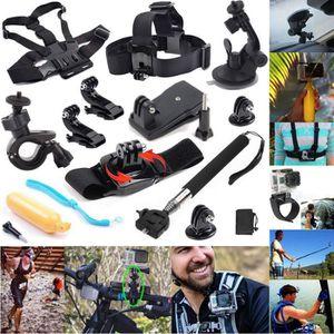 MONOPOD 13 à 1 pour GoPro accessoires Kit Set pour Go Pro