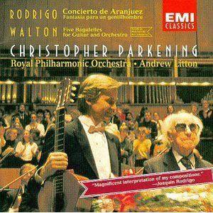 Concierto de Aranjuez / Fantasia para un Gentil…