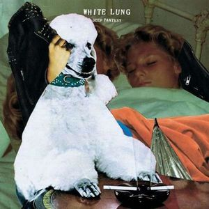 Deep fantasy by White Lung (CD)
