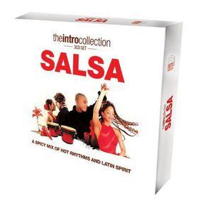 CD MUSIQUE DU MONDE The Intro Collection : Salsa Coffret 3 CD