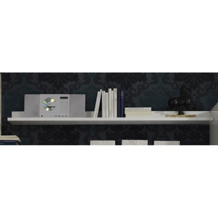 Etag re murale pio meuble house achat vente etag re for Meuble etagere murale