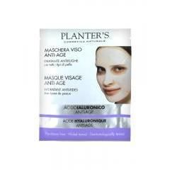 planter 39 s acide hyaluronique masque visage anti ag achat vente masque visage patch planter. Black Bedroom Furniture Sets. Home Design Ideas