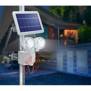 projecteur solaire detection de mouvement duo p achat vente projecteur ext 233 rieur