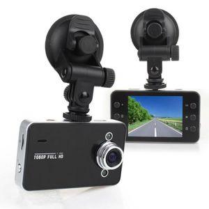 BOITE NOIRE VIDÉO Caméra de Voiture K6000 Full HD 1080P