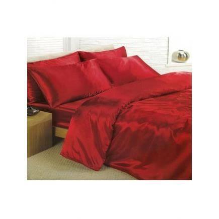 Parure de lit satin achat vente parure de drap cdiscount - Cdiscount parure de lit ...