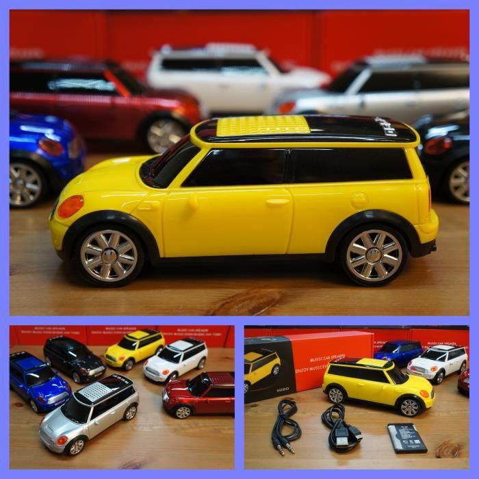 musicale voiture enceinte portable mini cooper jaune enceintes bluetooth avis et prix pas. Black Bedroom Furniture Sets. Home Design Ideas