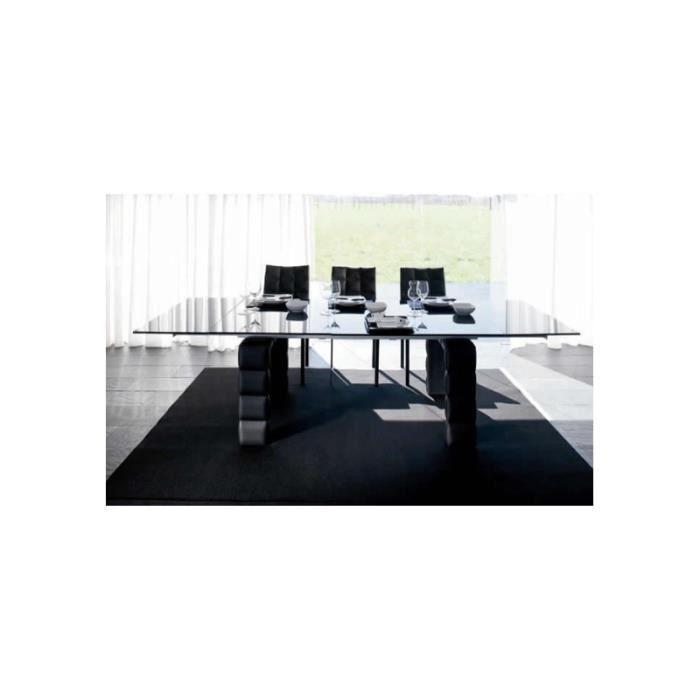 fauteuil rocking chair tendance 6 noir achat vente fauteuil acier bois cdiscount. Black Bedroom Furniture Sets. Home Design Ideas