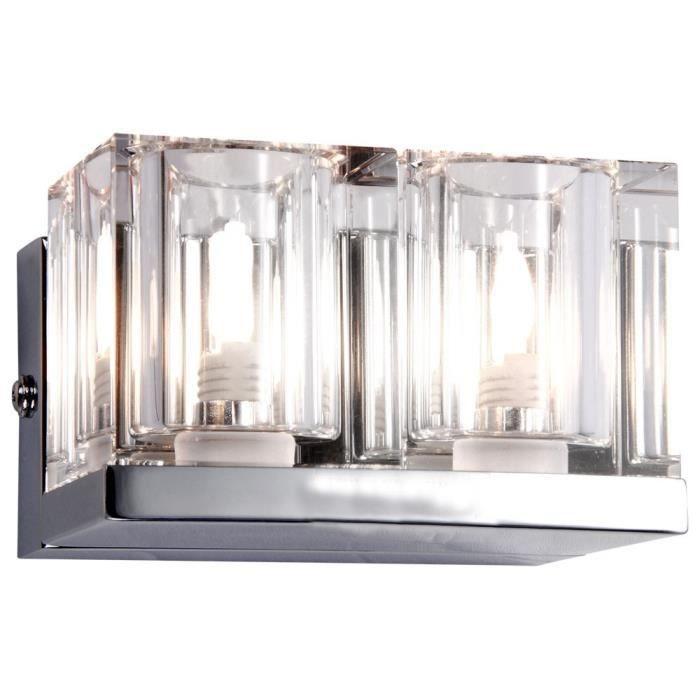 Cube salle de bain achat vente cube salle de bain pas - Cube de verre salle de bain ...