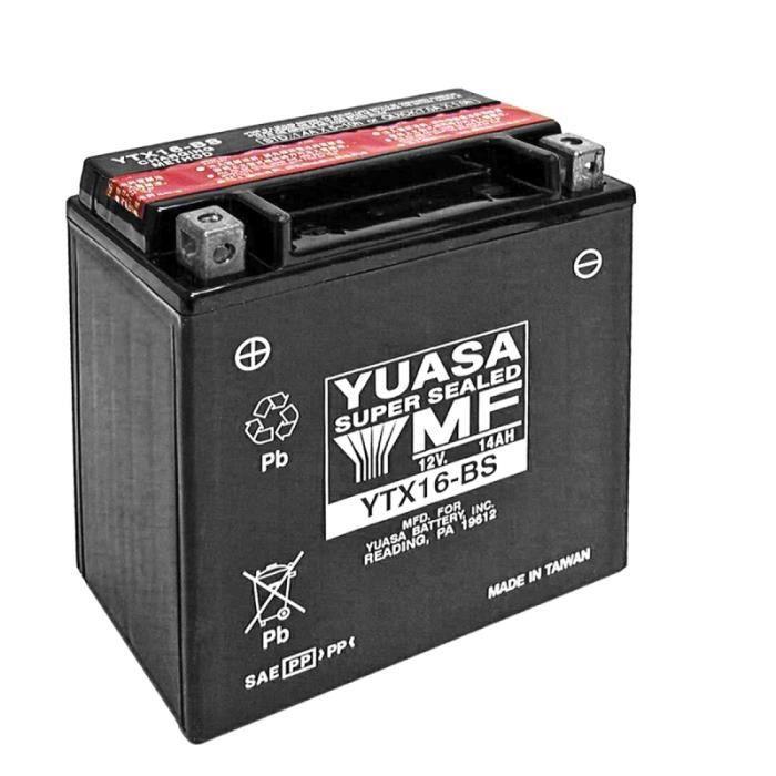 batterie yuasa ytx 16 bs 12v 8a piaggio 400 500 mp3 batterie yuasa ytx 16 bs 12v 8a piaggio. Black Bedroom Furniture Sets. Home Design Ideas