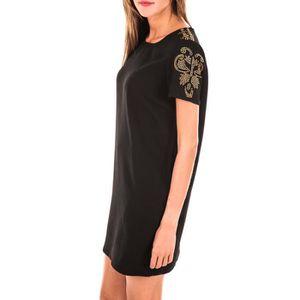 Robe Laces Vero Moda Noir Or ...