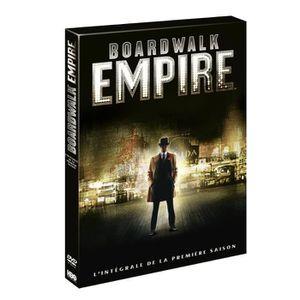 DVD Boardwalk empire saison 1