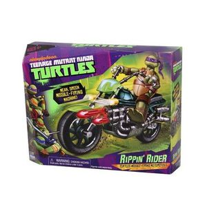 voiture camion les tortues ninja vhicule rippin rider 11 cm