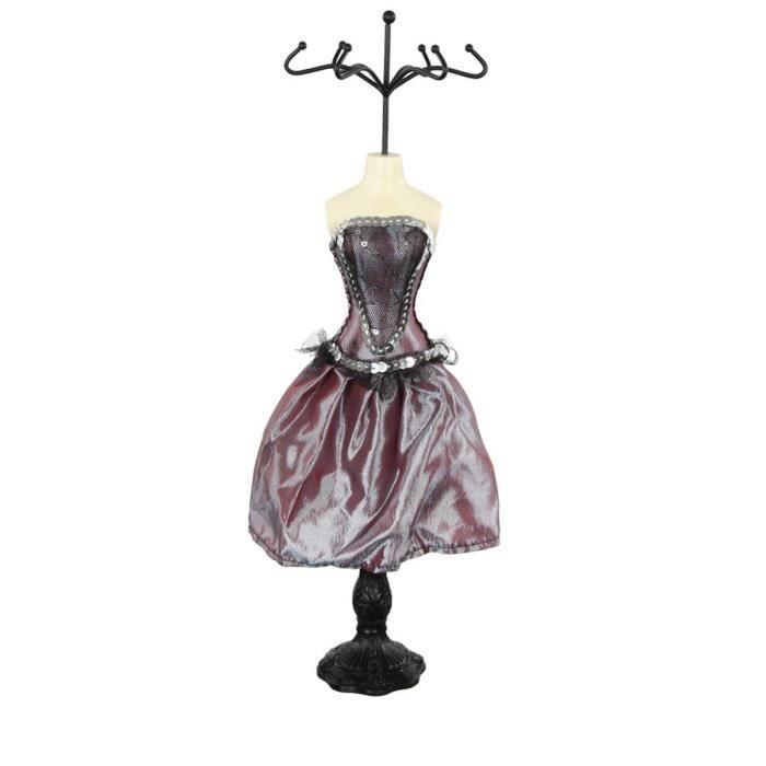 mannequin porte bijoux original et l gant pour achat vente boite a bijoux mannequin. Black Bedroom Furniture Sets. Home Design Ideas