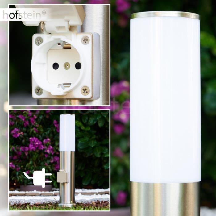 borne d 39 clairage ext rieure lampadaire de jardin achat. Black Bedroom Furniture Sets. Home Design Ideas