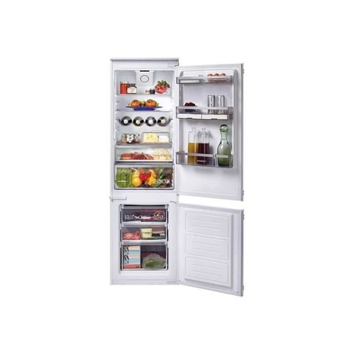 rosieres r frig rateur combin int grable rbbs172 r frig rateur. Black Bedroom Furniture Sets. Home Design Ideas