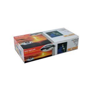 Chemin solaire - 3 LED - 32cm