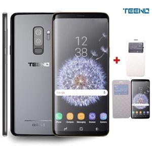 "SMARTPHONE TEENO® 5.5"" HD Smartphone 4G débloqué Double camér"