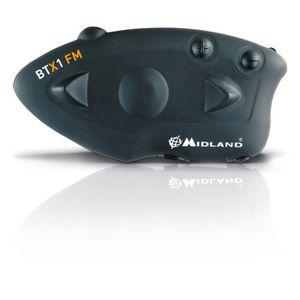 INTERCOM MOTO MIDLAND BTX1 FM Intercom Bluetooth pour Moto