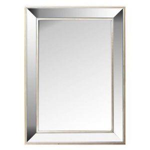 Miroir mural achat vente miroir mural pas cher cdiscount for Miroir brut vente