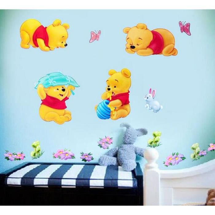 applique murale winnie l'ourson