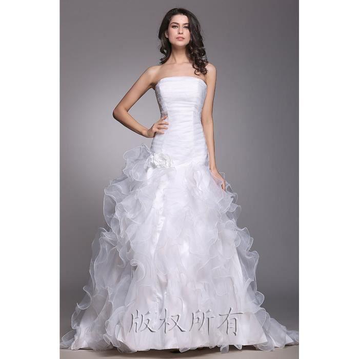 robe de mari e soir e neuve taille 40 achat vente