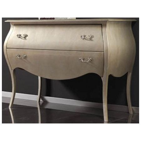Commode design latika marbr dor 2 tiroirs achat for Commode chambre adulte design