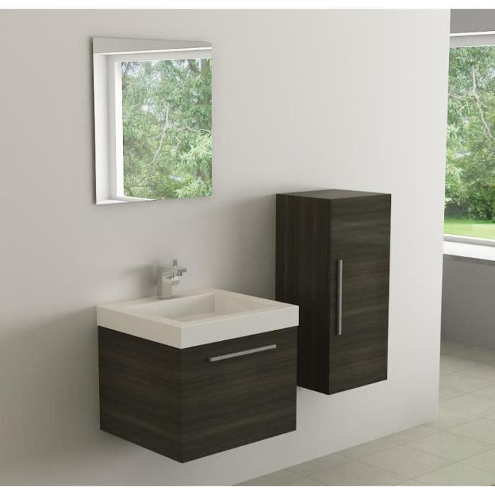 Ensemble meuble salle de bains avec colonne et achat for Achat salle de bain complete