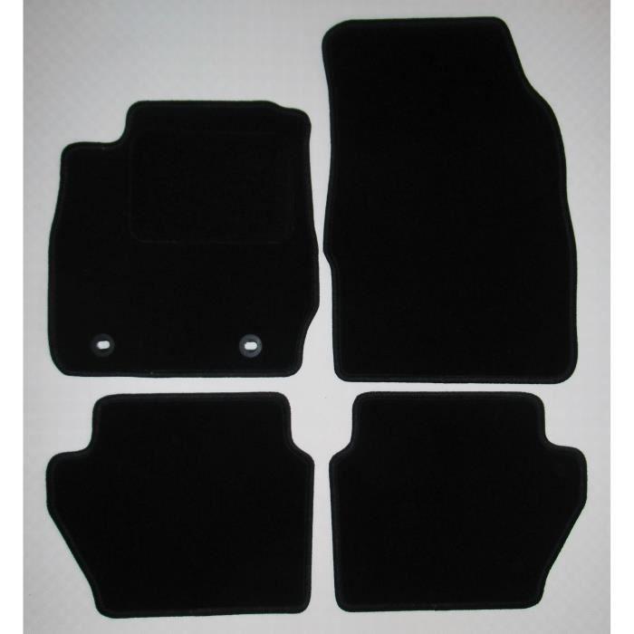 tapis de sol sur mesure pour ford fiesta 2008 achat. Black Bedroom Furniture Sets. Home Design Ideas