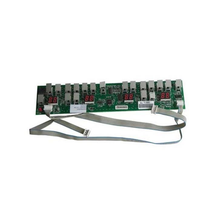 72x8855 carte clavier cote gauche achat vente pi ce for Appareil de cuisson 5 en 1