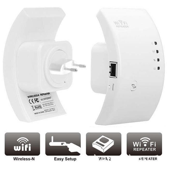Vococal portable mini r p teur routeur amplificateur wifi - Repeteur wifi cpl ...
