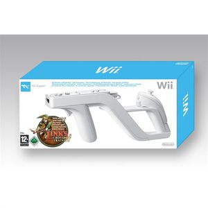 JEUX WII LINK'S CROSSBOW TRAINING + WII ZAPPER
