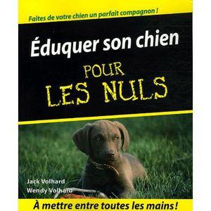 Livre eduquer son chien - Achat / Vente Livre eduquer son