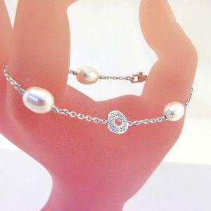"""Bracelet Argent """"Unique"""""""