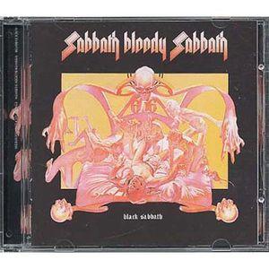 CD VARIÉTÉ INTERNAT Sabbath bloody sabbath by Black Sabbath (CD)
