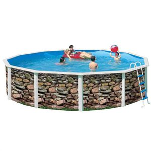 Liner 350x120 achat vente liner 350x120 pas cher for Liner piscine 350 x 120