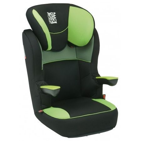 nurse siege auto rally isofix lime lime achat vente si ge auto r hausseur nurse siege auto. Black Bedroom Furniture Sets. Home Design Ideas