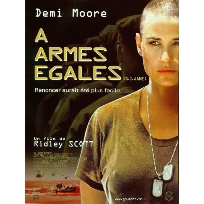 Download A armes egales FRENCH Poster