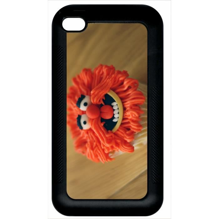 coque apple ipod touch 4 muppets cupcakes achat coque. Black Bedroom Furniture Sets. Home Design Ideas
