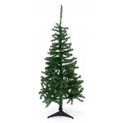 sapin luxe vert 150 cm achat vente sapin arbre de no l pvc acier cdiscount. Black Bedroom Furniture Sets. Home Design Ideas