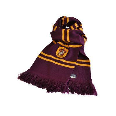 Noble Collection /Écharpe de sorcier Harry Potter /à Poudlard Gryffondor