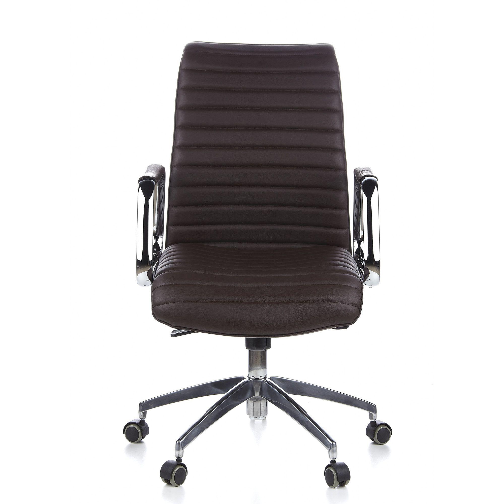 Si ge de bureau fauteuil de direction aspera 10 cuir for Fauteuil de bureau soldes