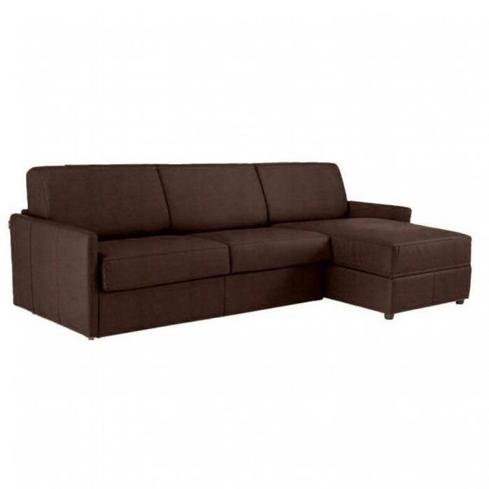 canap d 39 angle sun convertible rapido 120cm ti achat vente canap sofa divan tissu. Black Bedroom Furniture Sets. Home Design Ideas